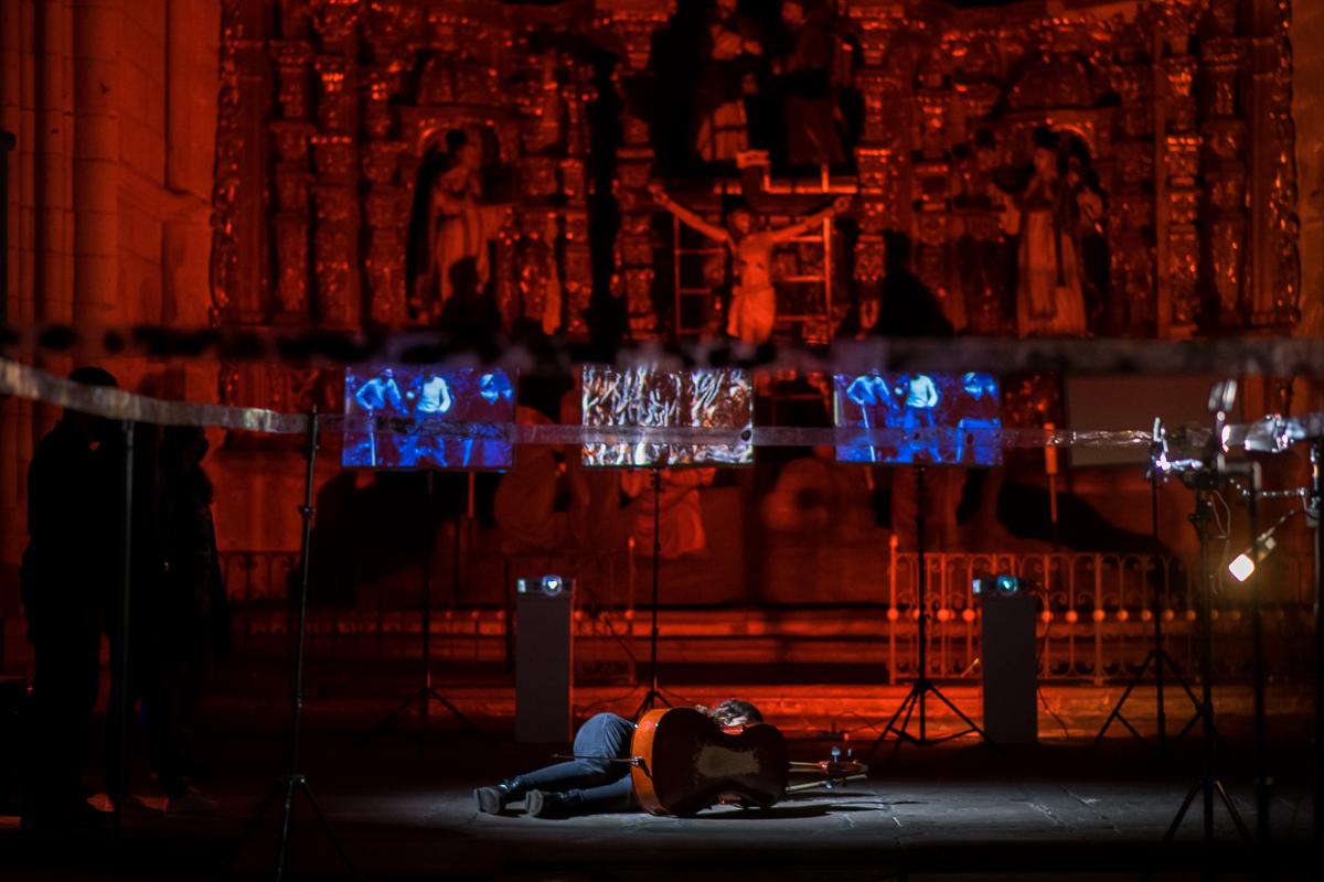 Cine Recorridos II: Visiones Nocturnas