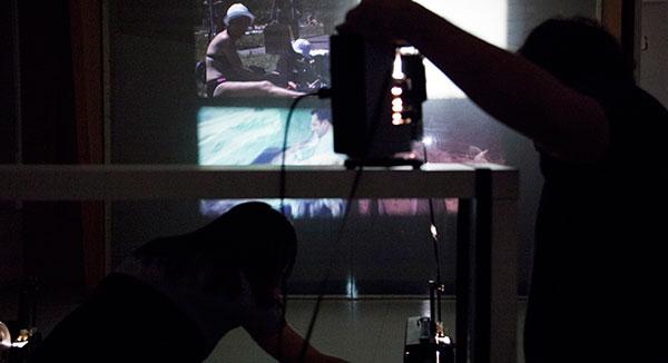 ENCONTRO: CINEMA-ARTE INTERSECCIÓNS